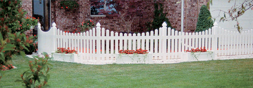 fencing specialist serving edwardsville alton godfrey bethalto glen carbon wood river jerseyville columbia ofallon shiloh st louis chesterfield - Decorative Fencing